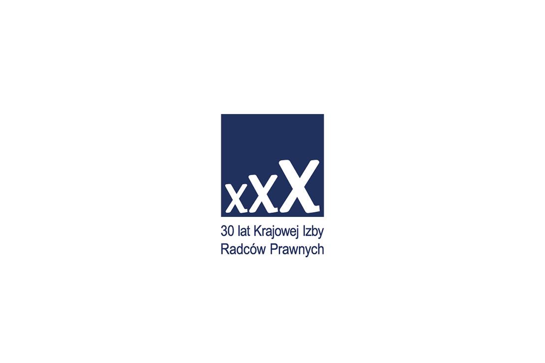 30-lat-samorzadu-radcow-prawnych-projekt-graficzny-logo-design-by-Olgierd-Zbychorski