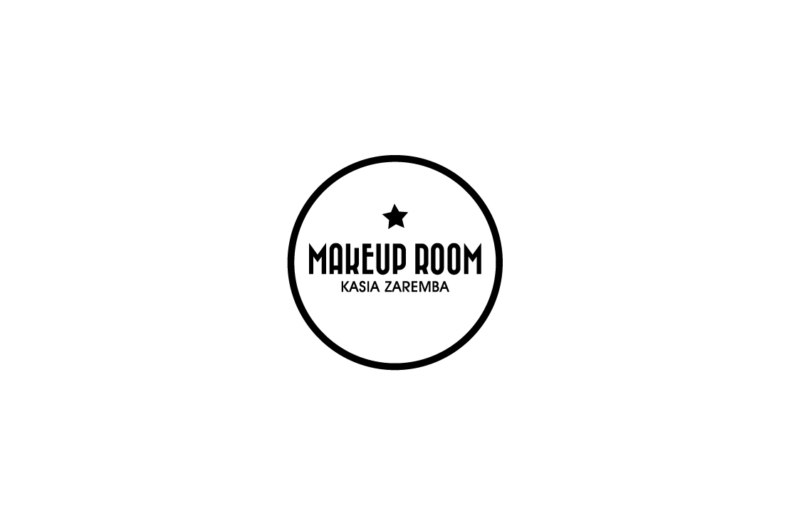 projekt logo kasia zaremba makeup room