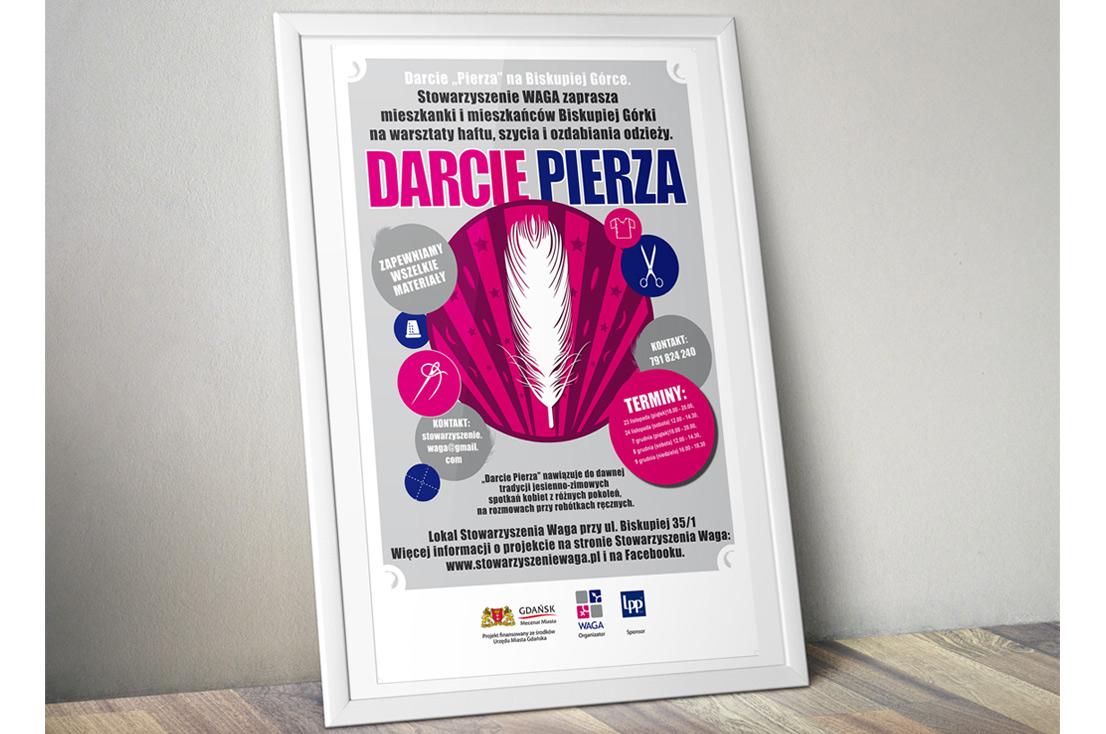 Poster Darcie Pierza