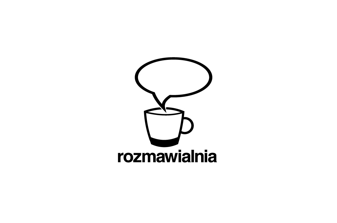 Projekt logo rozmawialnia